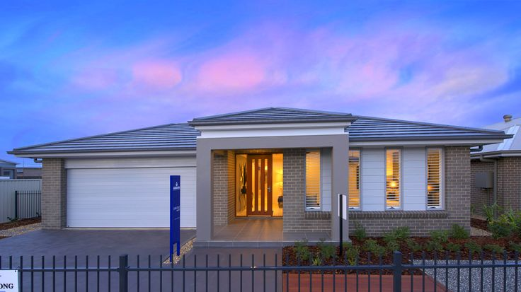 Façade - Carlisle on display at Shell Cove  #newhome #building #homedesign