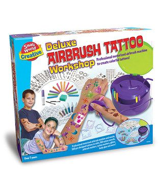 Deluxe Airbrush Tattoo Kit
