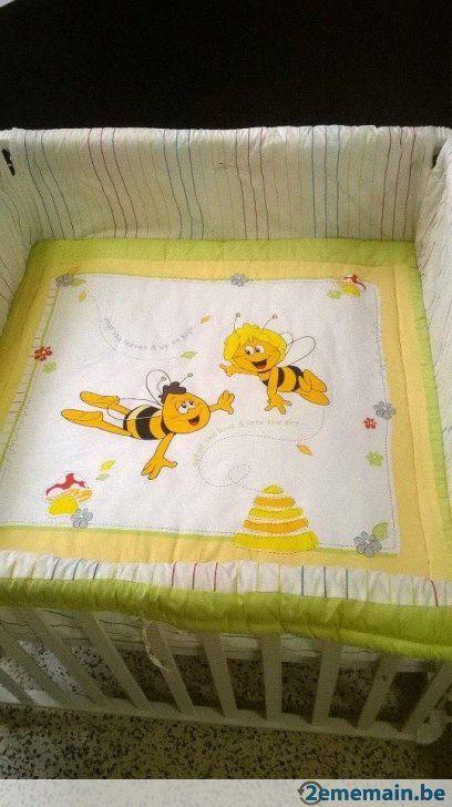 Parc bébé carré pour jumeaux  marque GEUTHER - A vendre