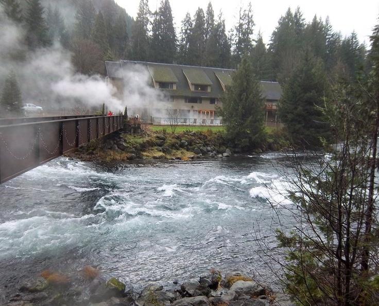 Oregon Belknap Hot Springs 59295 Belknap Springs Rd Blue River 541 822 3512 Lodge Cabins