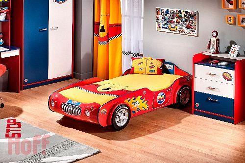 Кровать-машина Speedy