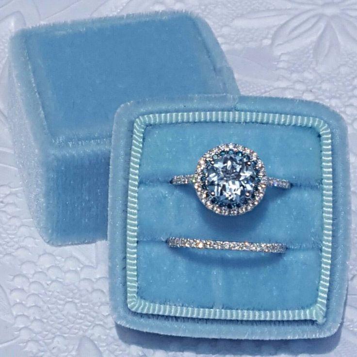 """10 """"valami kék"""" eljegyzési gyűrű, amitől eláll a lélegzetetek"""