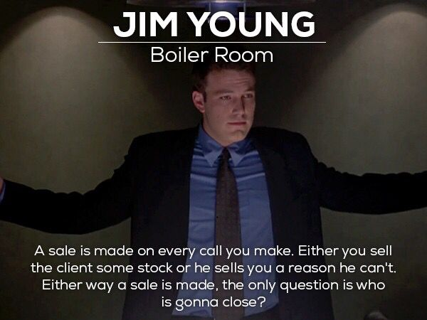 Best Boiler Room Quotes