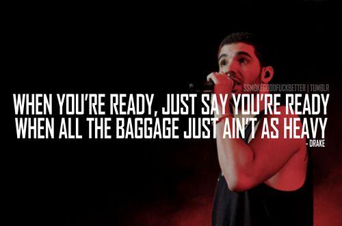 Drake's lyrics, Hits where it needs to