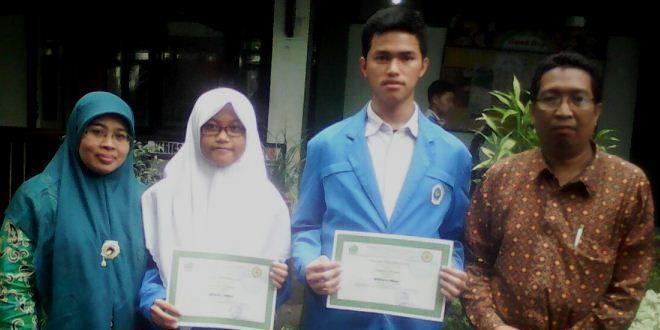 Edupost.id – Nabani Ibrahim dan Kamilatul Fadillah, dua siswa Madrasah Aliyah Negeri (MAN) Yogyakarta 1 akan mewakili DIY dalam ajang…