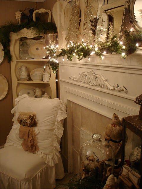 Ann Perry's beautiful home. Tin Rabbit blog-