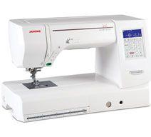 Janome MC 8200 Elektronik Dikiş Makinası
