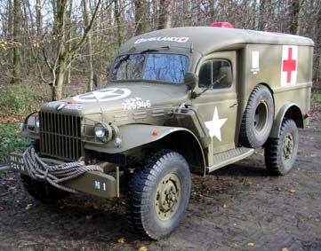 Dodge WC54 Ambulance