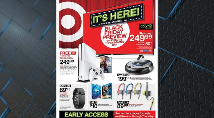 Target Black Friday deals of 2016 - WAFB 9 News Baton Rouge, Louisiana News, Weather, Sports