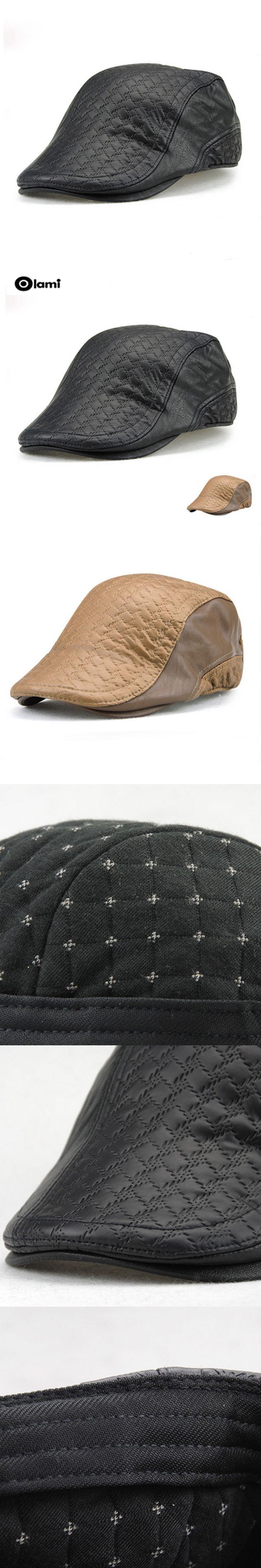 Olami Fashion Winter Beret Cap sway cap Hats for Men and Women's Visors cap Gorras Flat Caps Berets Wholesale 9457-58