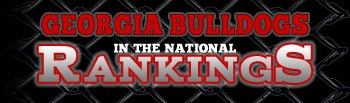 The University of Georgia Bulldogs - Football schedule. GO DAWGS.