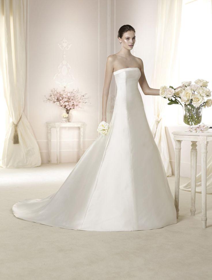 The 27 best fleur d\'oranger images on Pinterest | Wedding frocks ...