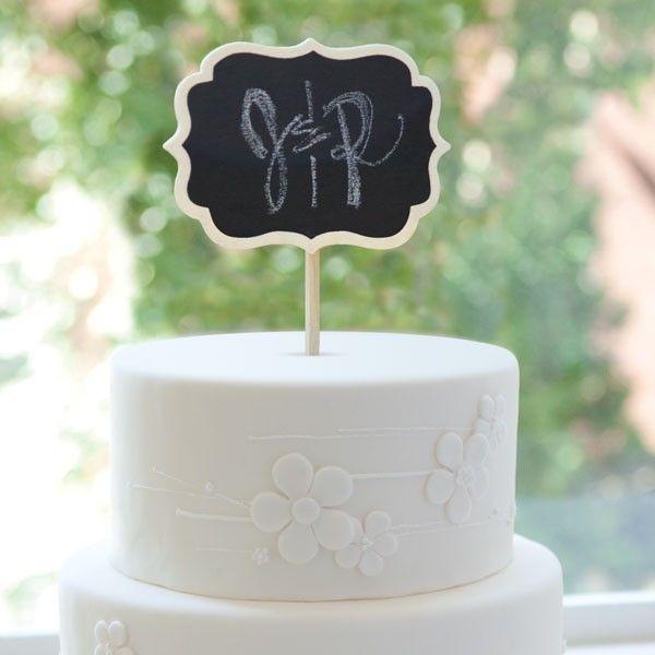 Cake toppa