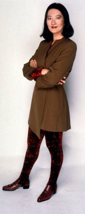 "Women of ""Star Trek - Deep Space Nine"" : Keiko O'Brien played by Rosalind Chao."