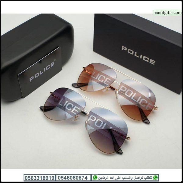 نظارات بوليس رجاليه Police مع جميع ملحقاتها و بنفس اسم الماركه هدايا هنوف Sunglasses Glasses