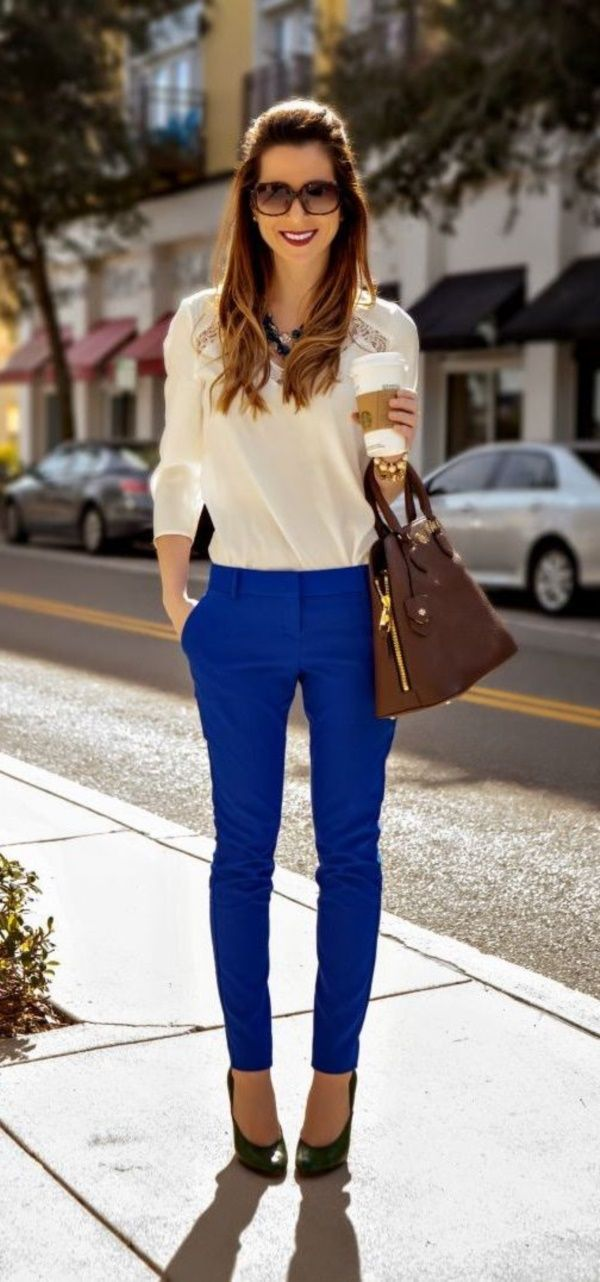 c1c50ede237 100 Unboring Summer Work Outfits for 2018 - Aww Outfits
