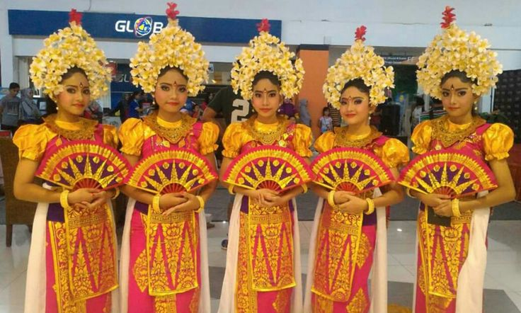Dance Competition-Traditional Dance-Balinese Dance-Indonesian Dance