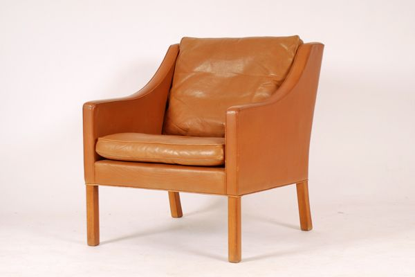 Børge Mogensen Model 2207 Produced by Fredericia Furniture.