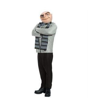 PartyBell.com - Despicable Me - Gru Adult Costume