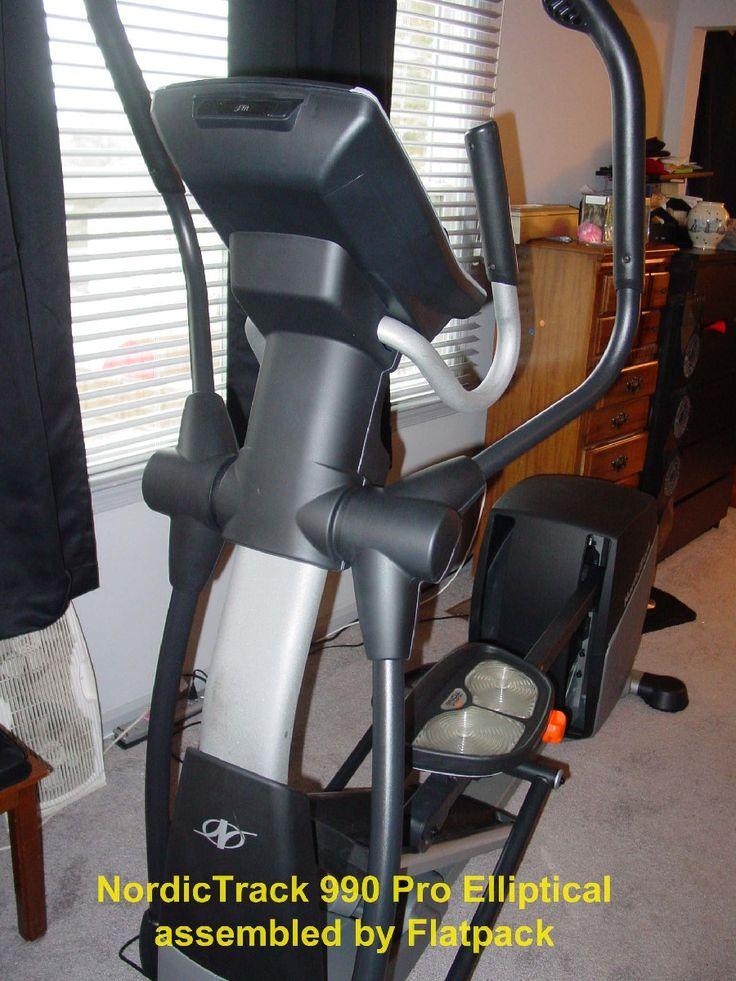 Amazon NordicTrack E 7.0 Z Elliptical Trainer Amazon Furniture Assembly  Service In Washington DC MD VA