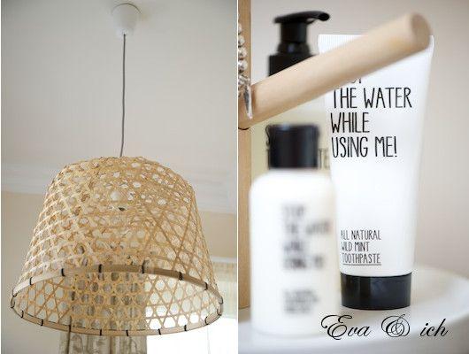 Spectacular Ein Lampen DIY und Pics aus dem Badezimmer