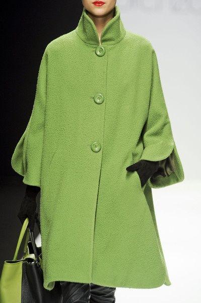 Lorenzo Riva at Milan Fashion Week Fall 2012