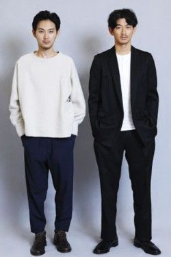 瑛太&松田龍平『昔よりも深い話をするようになった』 | ORICON STYLE