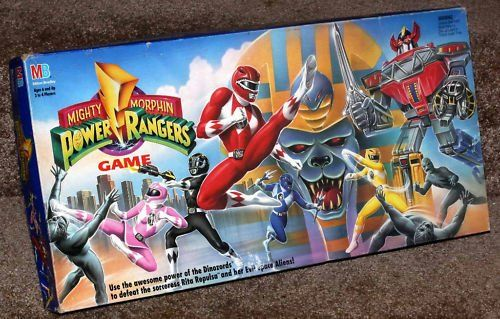 Never can have too many #MightyMorphin #PowerRangers items! Here's a Power Rangers Game by Milton Bradley, perfect for the young and young at heart who love this series. http://www.amazon.com/dp/B000ND42WG/ref=cm_sw_r_pi_dp_QCAIub036Y381