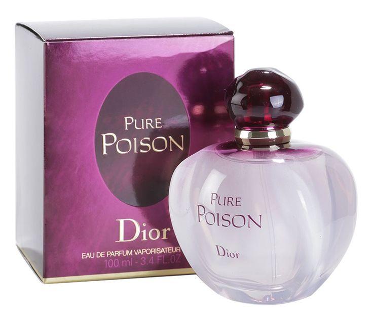 Dior Poison Pure Poison woda perfumowana dla kobiet