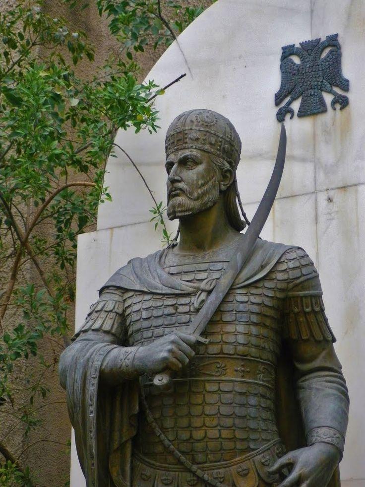 Statue in Metropoleos Street