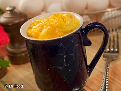 Coffee Cup Scramble | mrfood.com