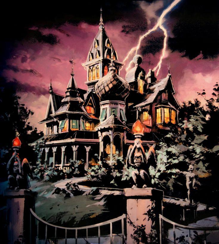 Mystic Manor - Haunted Mansion Wiki - Wikia