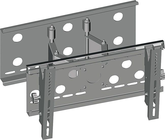 Pyle Flat Panel TV Flush Mount for 23 to 37-inch TVs