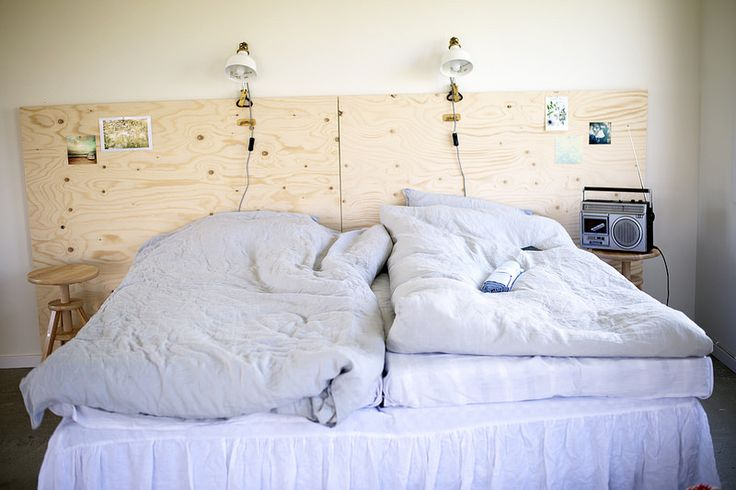 THAT sänggavel, tack.