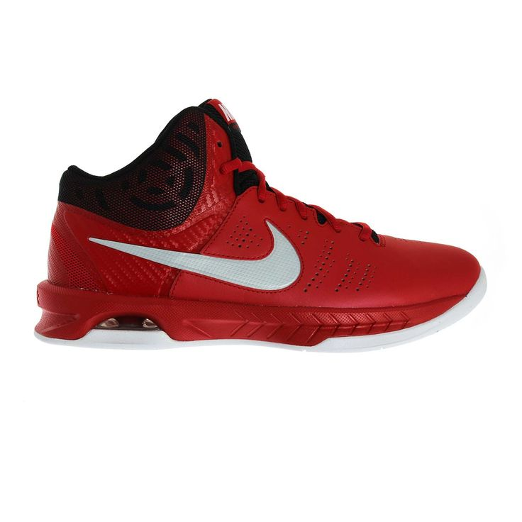 The Nike Air Visi Pro VI Basketball Shoe is designed with an asymmetrical  foam collar and internal mesh half bootie for a comfortable, sock-like fit.