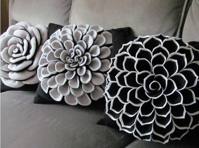 You can buy the pattern to make these cool pillows from Sew You Can Too on Etsy.