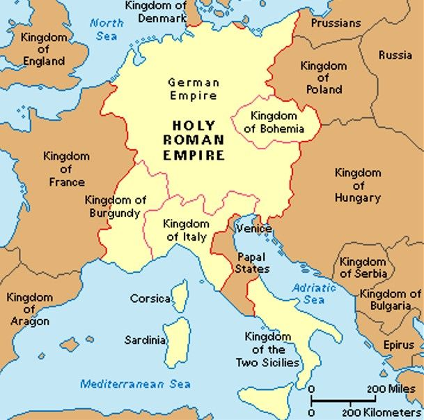 europe map holy roman empire Untitled Document | Holy roman empire, European history, Roman empire