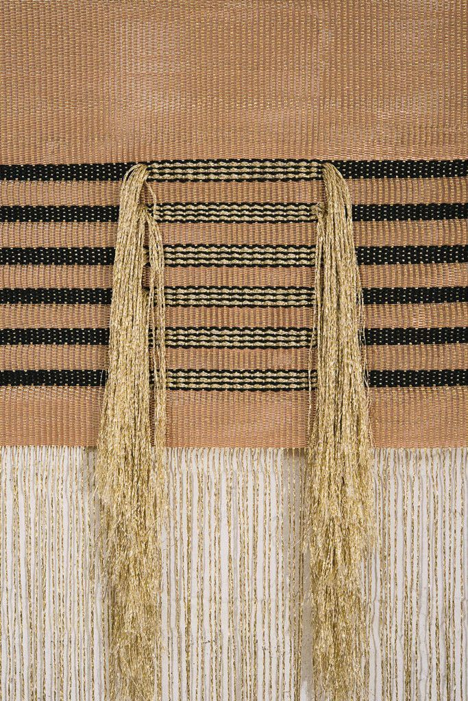 blueberrymodern: native line serpentine wall hanging ...