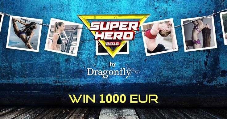 Dragonfly Superhero contest is here again!
