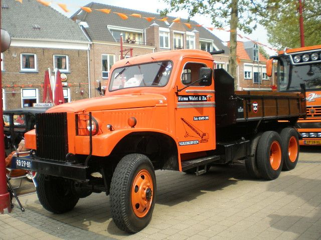 Gmc Cckw 353 Netam Kipper 1943 Classic Trucks Gmc Gmc Trucks