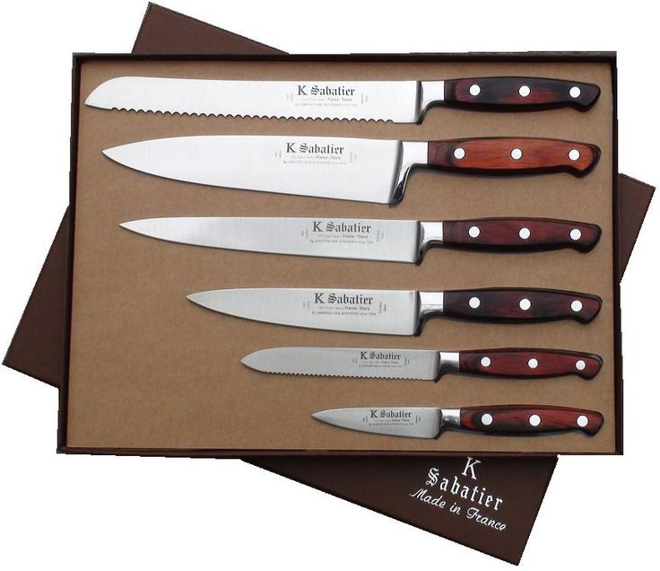 chef knives set - Google Search