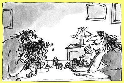 my favourite fantastic books : Roald Dahl- Mr and Mrs. Twit