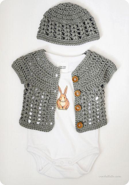 1091 best baby crochet hats3 images on Pinterest | Beanies, Crochet ...
