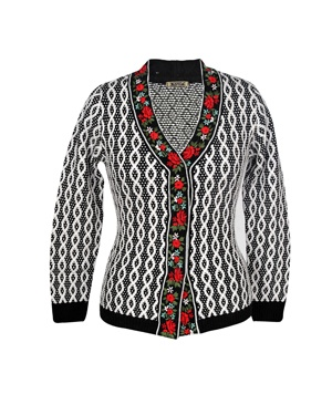 Multi Coloured Cardigan With Floral Embroidery Buy from here http://www.rageonline.co.in/58_93_cardigans_multi-coloured-cardigan-with-floral-embroidery