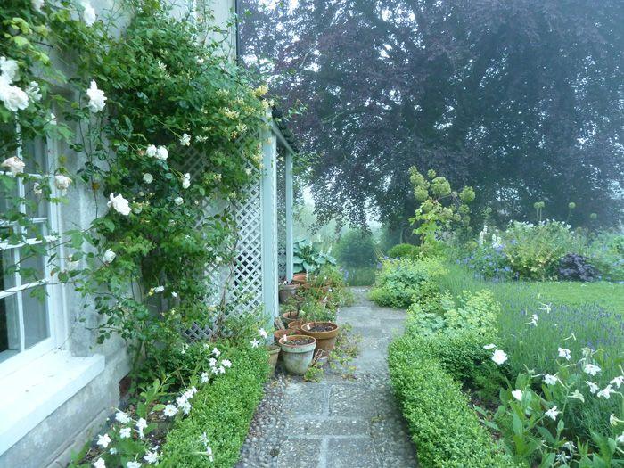 Ben Pentreath's garden.