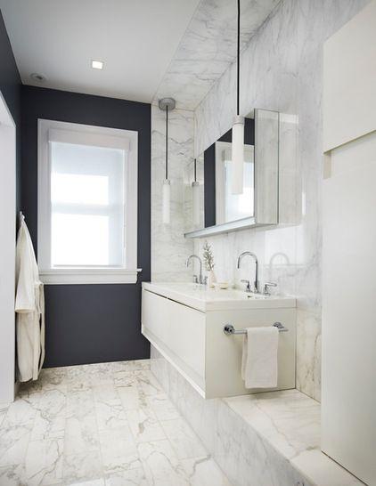 modern bathroom by Mia Rao Design
