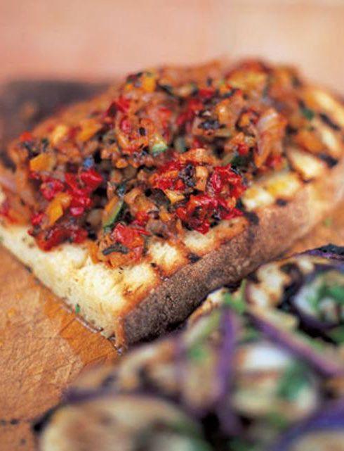 bruschetta | Jamie Oliver | Food | Jamie Oliver (UK)