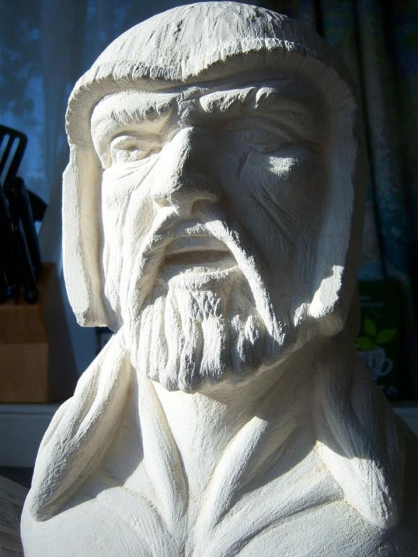Ancaster Limestone #sculpture by #sculptor Anthony Bartyla ...