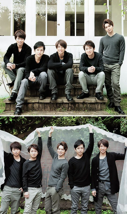 Arashi / 嵐 from eyes-with-delight.tumblr.com
