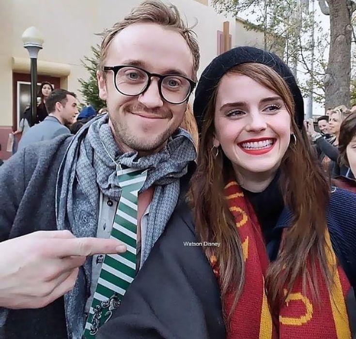 freya Emma Watson #dracomalfoy #harmoniegranger #ship